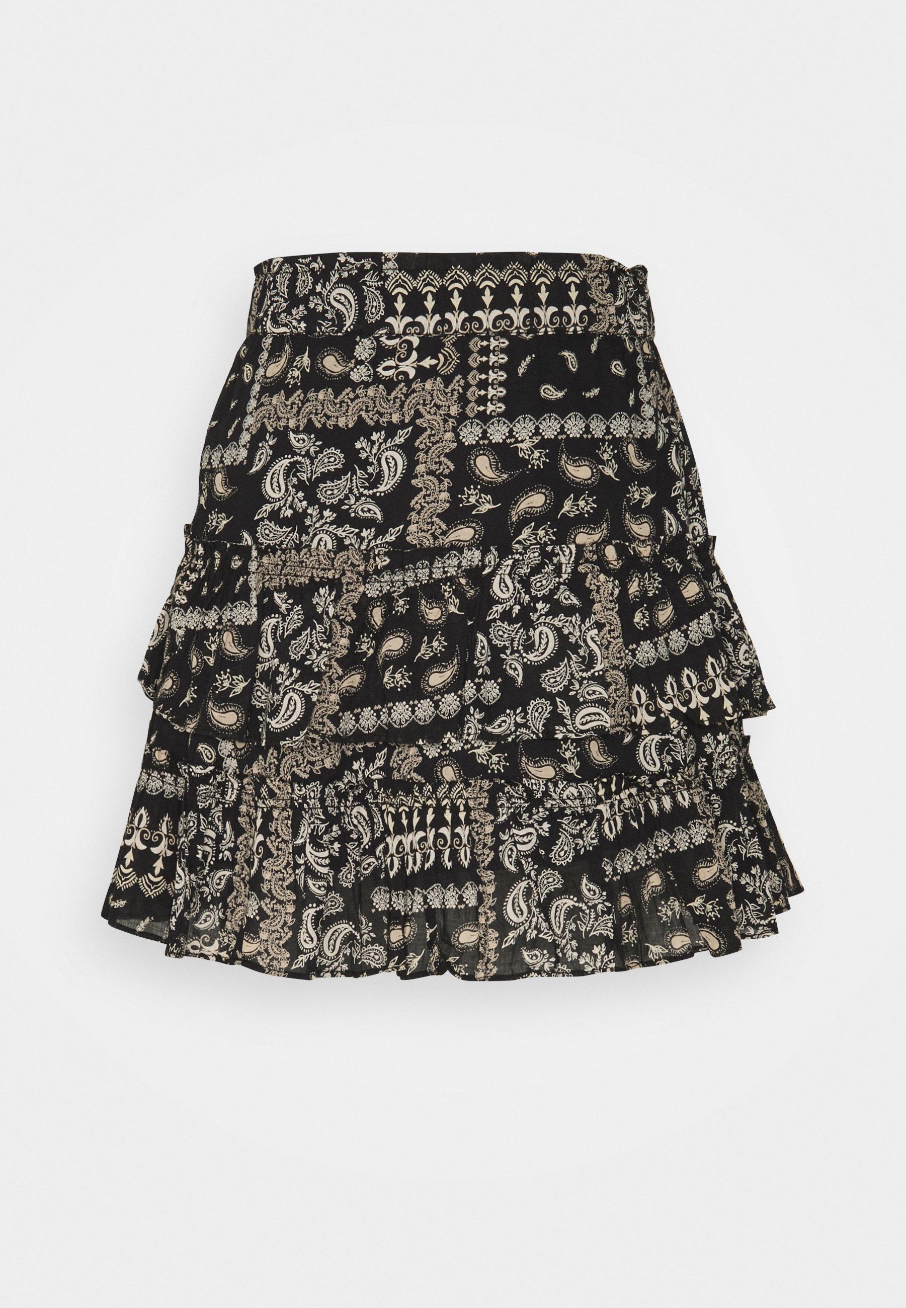 Mujer MELISSA MINI SKIRT - Minifalda