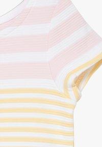 Polo Ralph Lauren - DRESSES - Robe pull - white multi - 4
