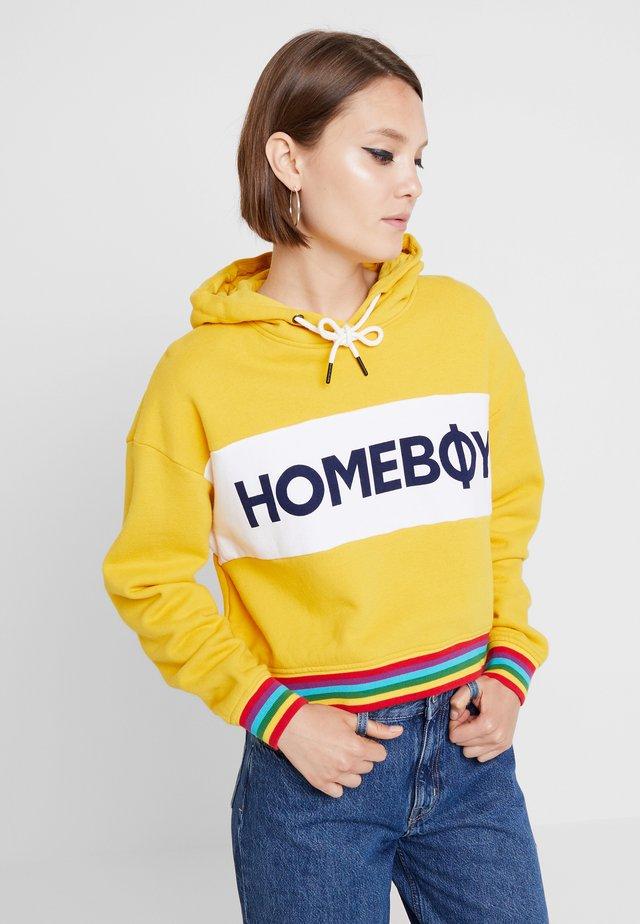 HOOD - Hoodie - gold