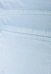 Mos Mosh - ETTA RELIC PANT - Kalhoty - chambray blue - 2