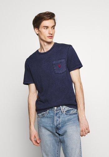 SLUB - T-shirt - bas - cruise navy