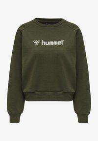 Hummel - Sweatshirt - forest night - 0