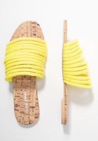 Public Desire - LANI - Pantofle - yellow - 3