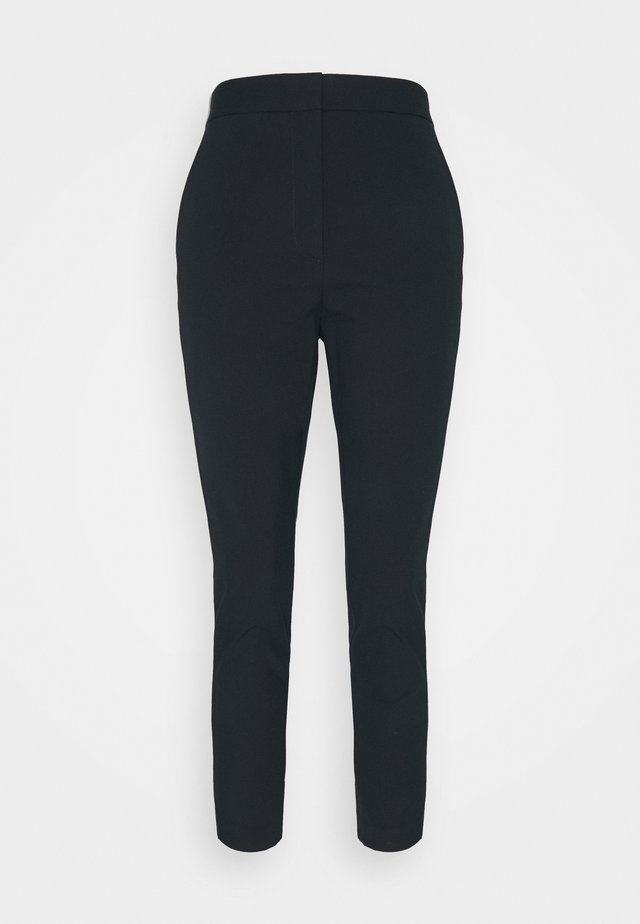 LAYLA ANKLE STRETCH PANT - Kangashousut - dark blue