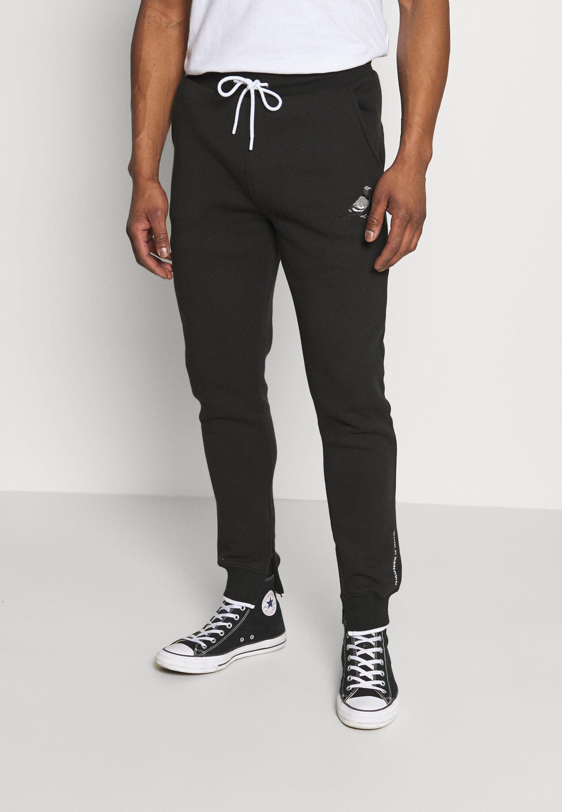 Homme METALLIC UNISEX  - Pantalon de survêtement