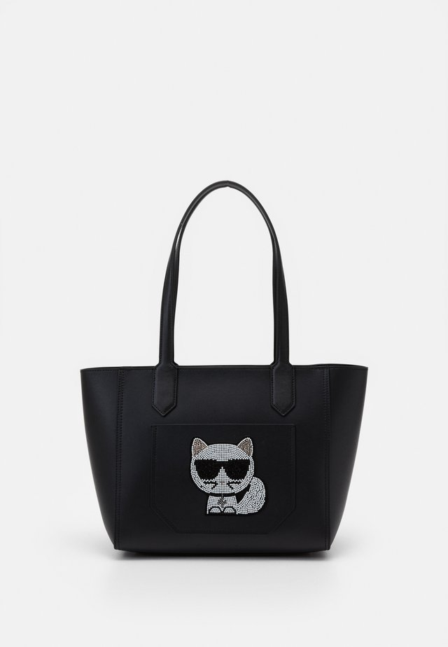CHOUPETTE TOTE - Shopper - black