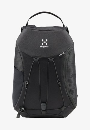 CORKER SMALL - Rucksack - true black