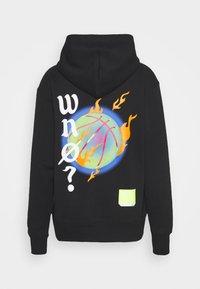 Jordan - WHY NOT HOODIE - Sweatshirt - black/white - 8