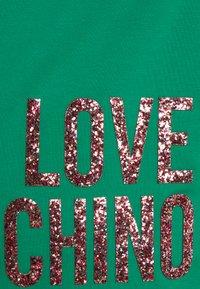 Love Moschino - Sweatshirt - green - 2