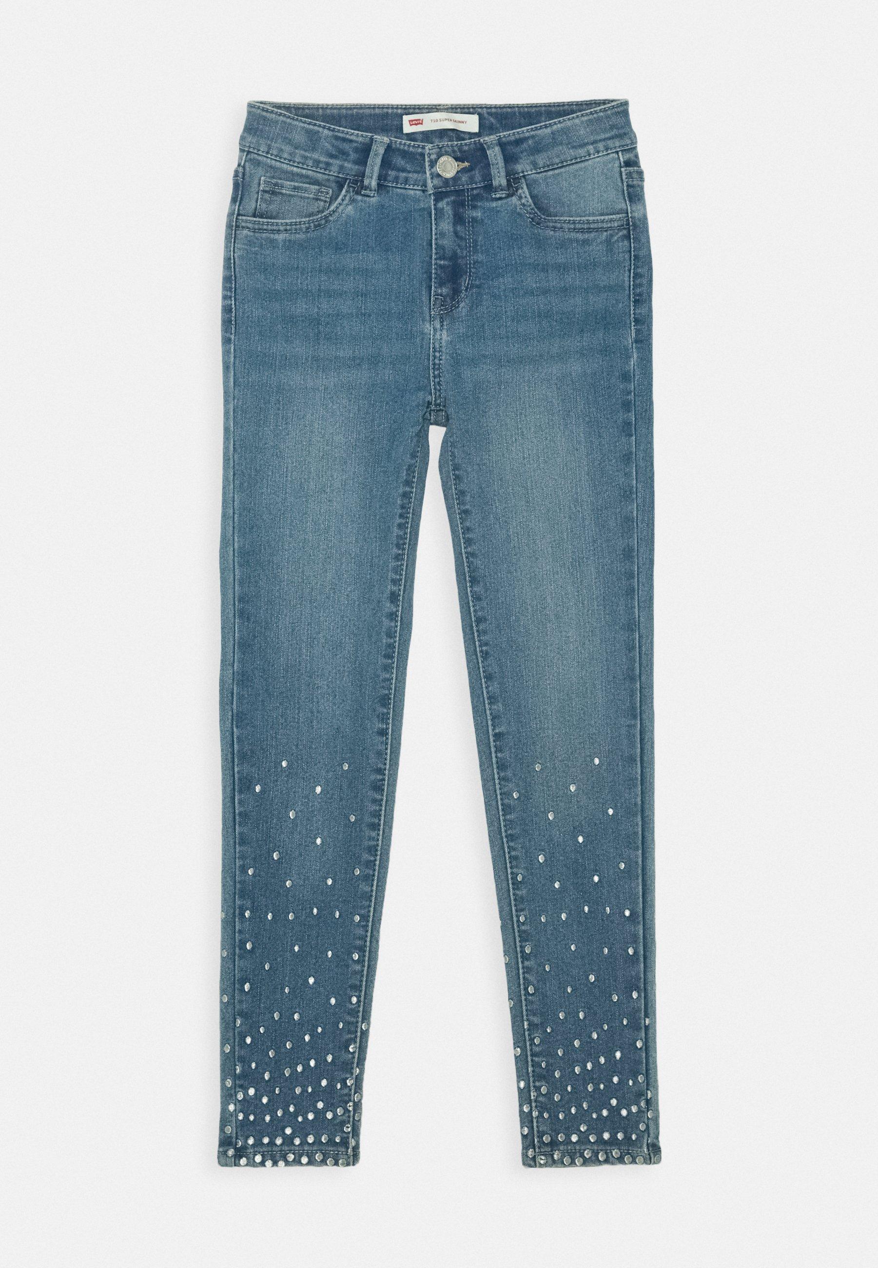 Kids 710 SUPER SKINNY FIT - Jeans Skinny Fit
