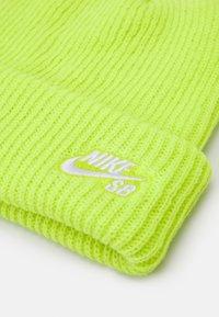 Nike SB - FISHERMAN BEANIE UNISEX 3 PACK - Czapka - cyber/white - 2