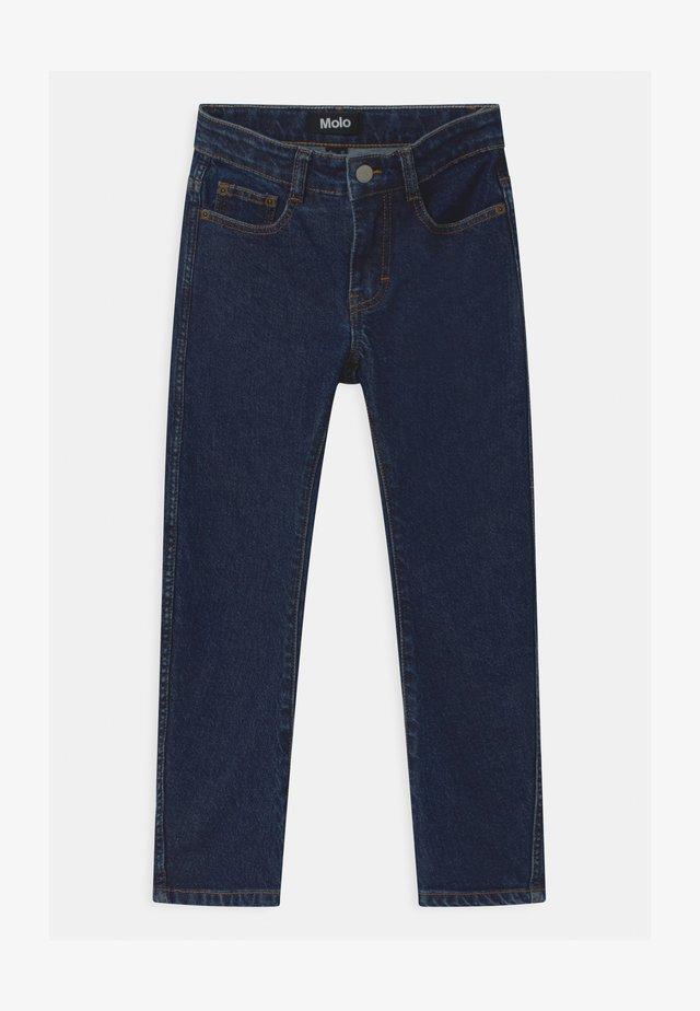 ALONSO - Jeans a sigaretta - dark indigo