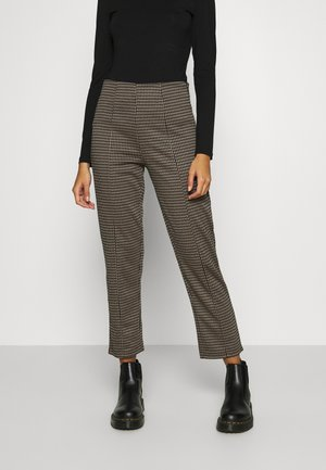 YASAZORA CROPPED PANT - Trousers - toasted coconut