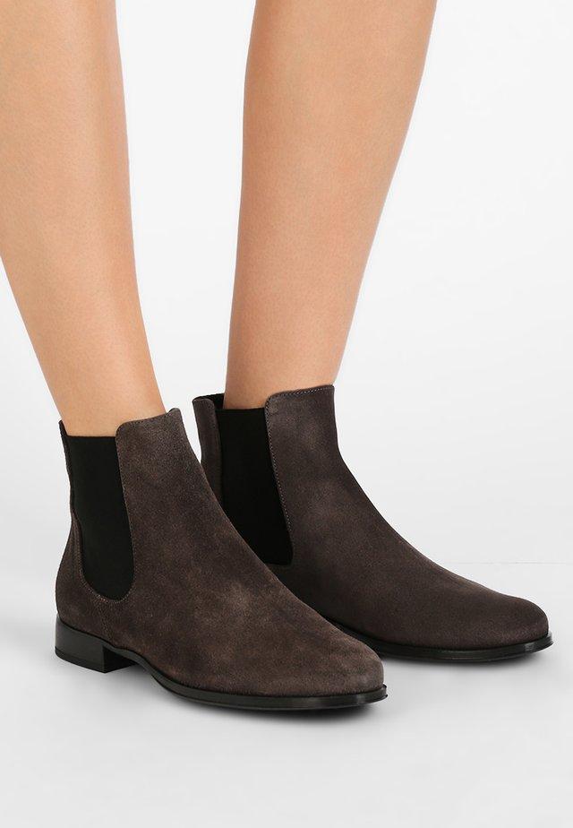 CROSTINA - Ankle boot - dark grey