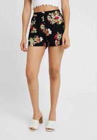 ONLY - ONLNOVA - Shorts - black - 0