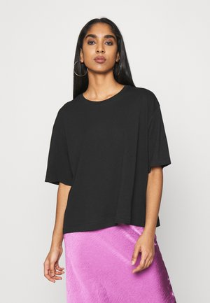 ALBERTA - T-shirts med print - black