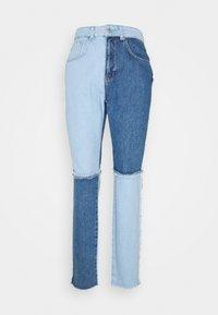 QUARTER PANEL MOM  - Slim fit jeans - blue