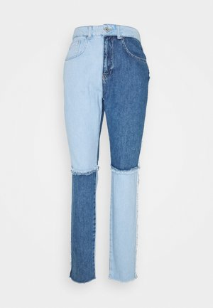 QUARTER PANEL MOM  - Slim fit jeans - blue