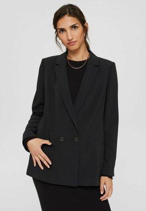RELAXTER - Short coat - black