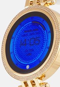 Michael Kors Access - GEN 5E DARCI - Smartwatch - gold-coloured - 4