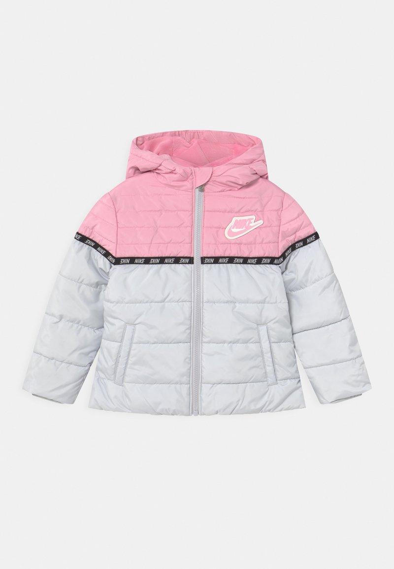 Nike Sportswear - TAPING COLOR BLOCK PUFFER - Winter jacket - pink