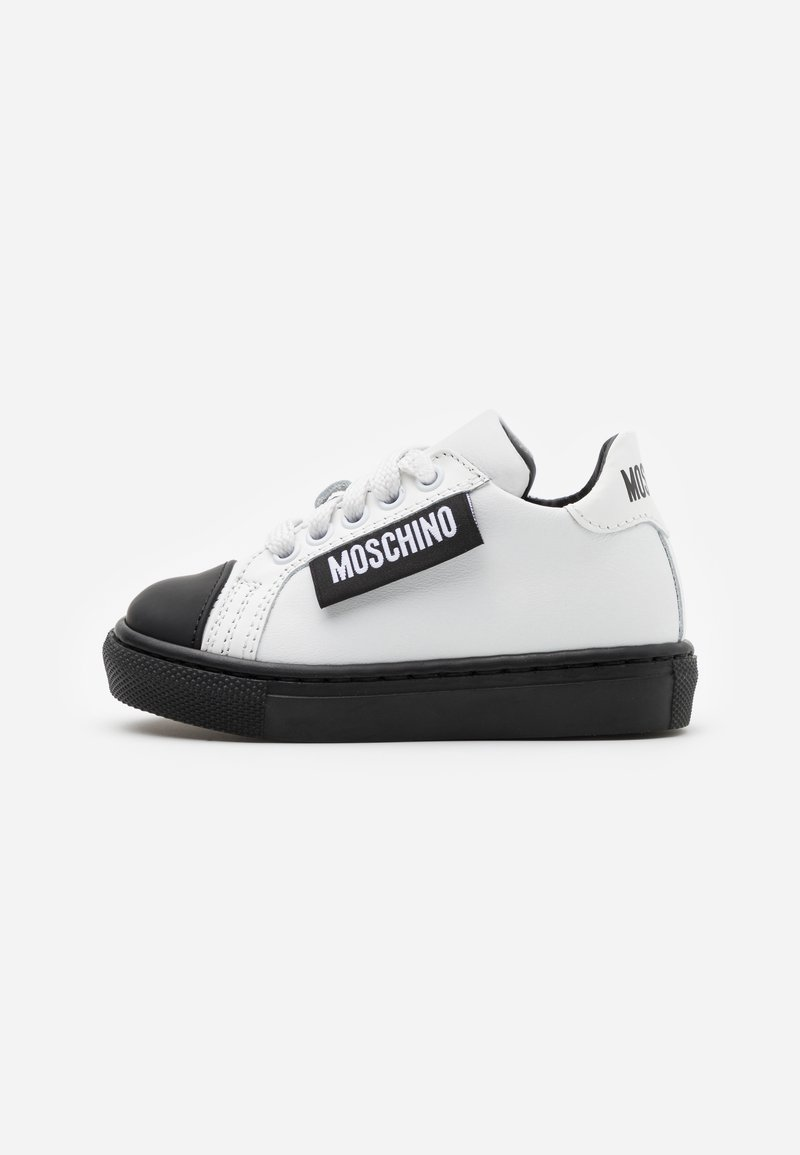 MOSCHINO - Sneaker low - white