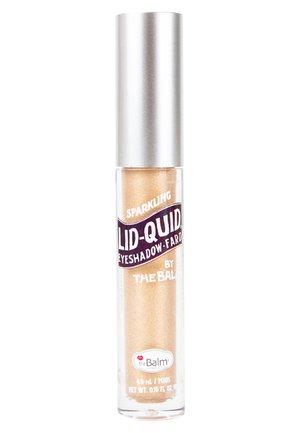 LID-QUID - Lidschatten - champagne