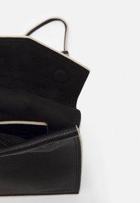 Marc Cain - MINI BAG - Across body bag - black - 3