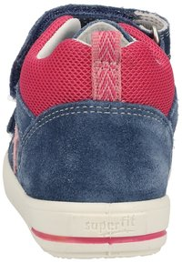 Superfit - Touch-strap shoes - blue/pink - 3