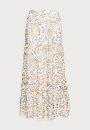 SKIRT - Maxi skirt - off white
