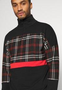Redefined Rebel - MASON  - Sweatshirt - black - 5