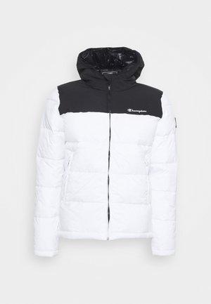 LEGACY  - Winter jacket - white/black