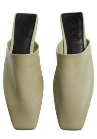 Mango - INOUT - Ballet pumps - khaki - 1