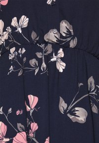 Vero Moda Petite - VMANNIE DRESS - Skjortekjole - night sky/hallie - 2