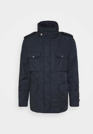 OSSIEN - Summer jacket - midnight blue