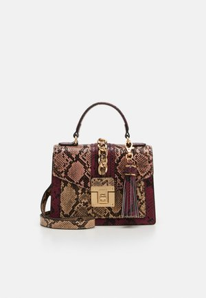 MARTIS - Handbag - red overflow