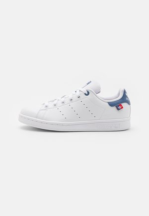 STAN SMITH UNISEX - Sneakers laag - footwear white/scarlet/crew blue