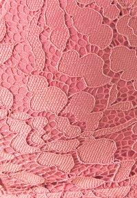 Anna Field - STELLA 2PP TRIANGLE BRALETTE - Topp - green/pink - 6