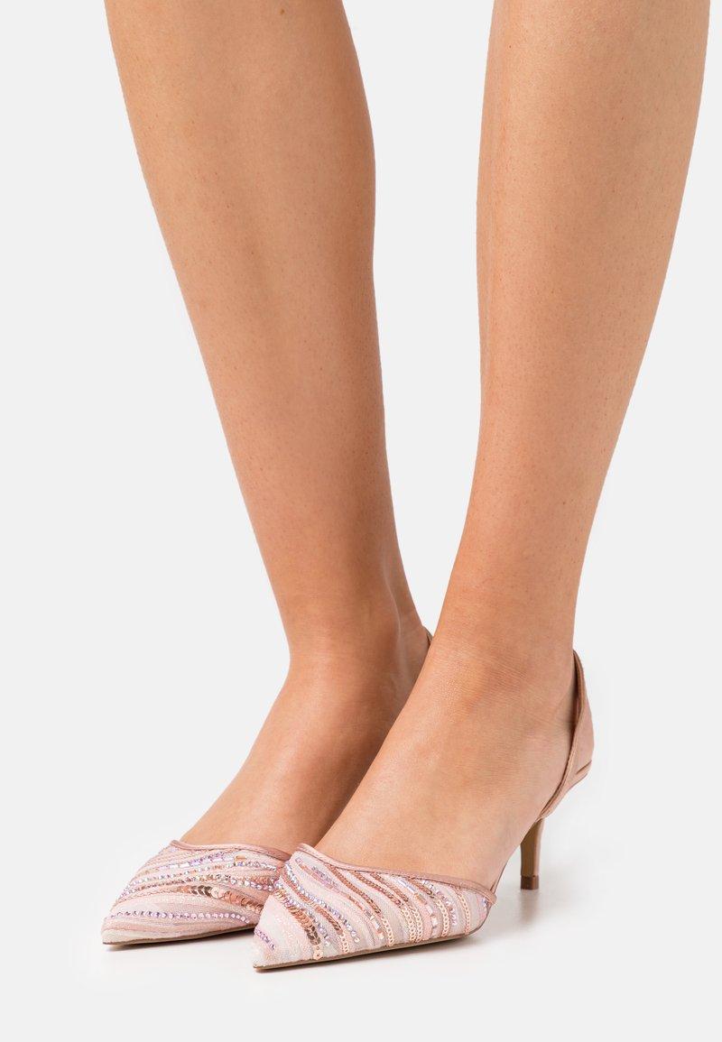 ALDO - KEDITHIEL - Tacones - light pink