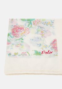 Polo Ralph Lauren - SPLICED FLORAL - Foulard - cream/multi - 1