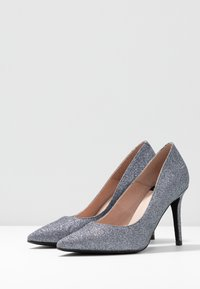 LAB - High heels - brillo peltre - 4