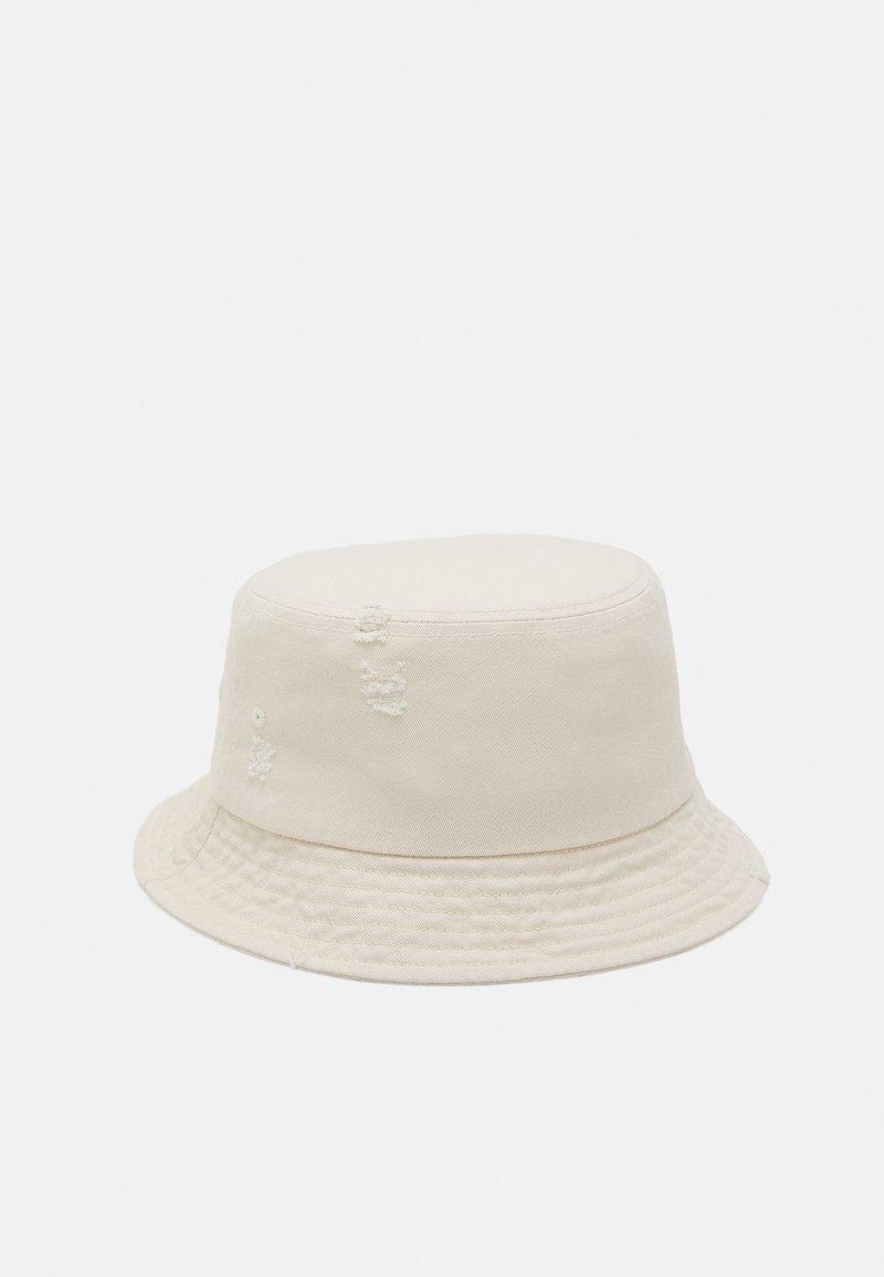 Only & Sons - ONSHOLDEN DISTRESSED BUCKET HAT UNISEX - Hat - gardenia