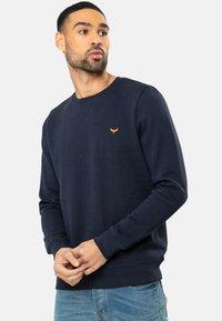 Threadbare - SATSUMA - Sweatshirt - blau - 0
