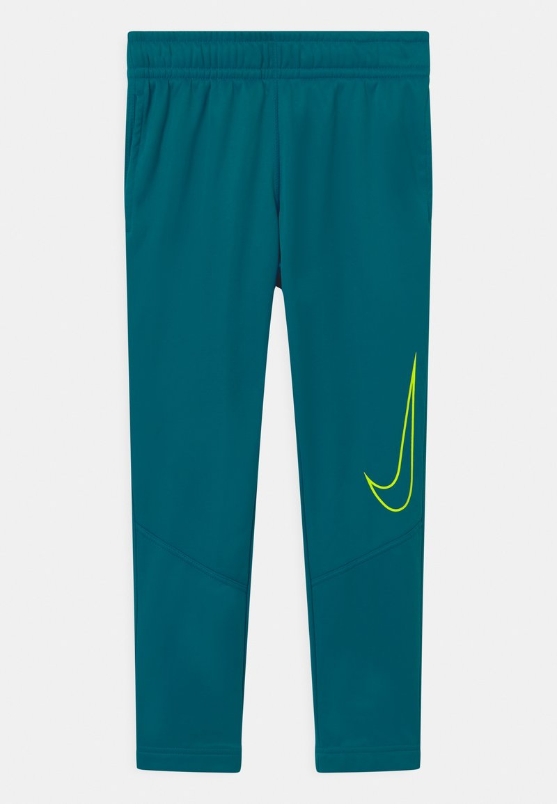 Nike Performance - THERMA  - Trainingsbroek - green abyss