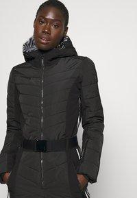 Luhta - ELGMO - Snow pants - black - 3