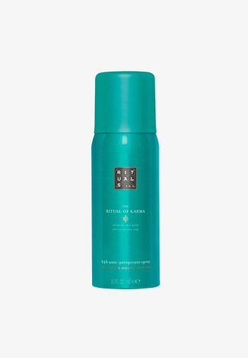 THE RITUAL OF KARMA ANTI-PERSIPRANT SPRAY 24H - Deodorant - -