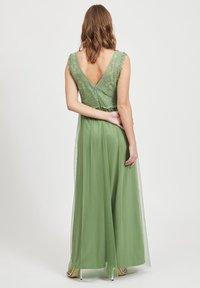 Vila - VILYNNEA MAXI DRESS - Vestido de fiesta - loden frost - 2