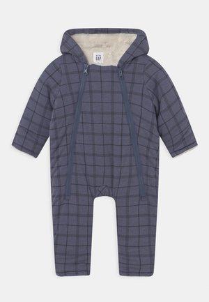 Snowsuit - blue heather