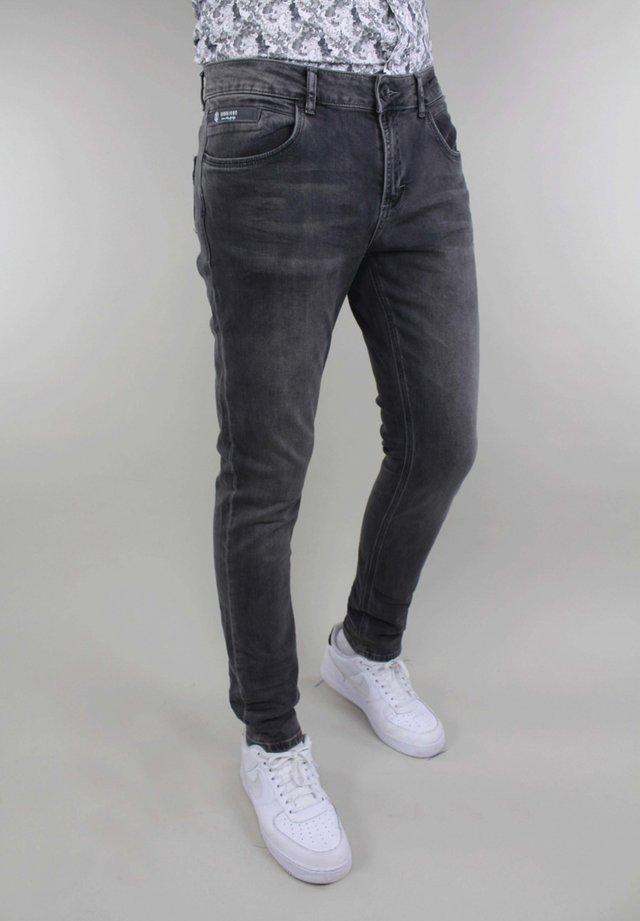Jeans slim fit - grey used