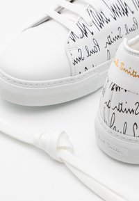 Paul Smith - BASSO - Baskets basses - white - 5